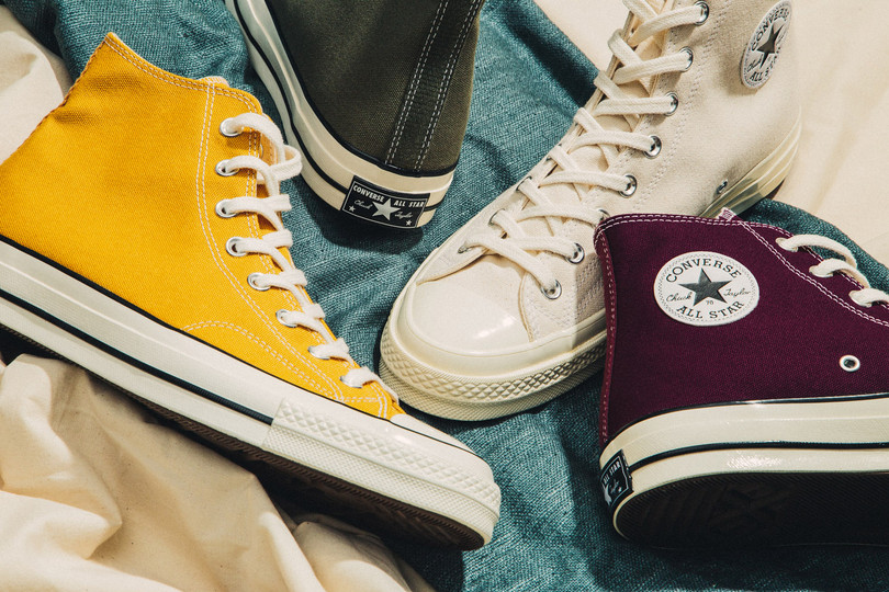 New Deliveries: Converse Chuck Taylor All-Star '70s