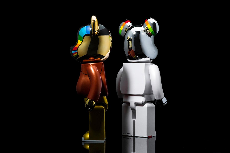 Daft Punk x Medicom Toy Be@rbrick 400%