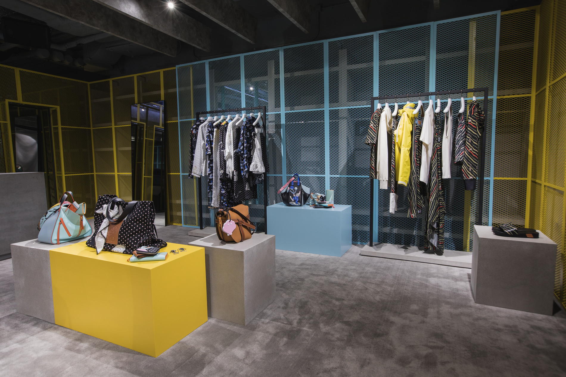 A Closer Look at the LOEWE x Paula's Ibiza Space