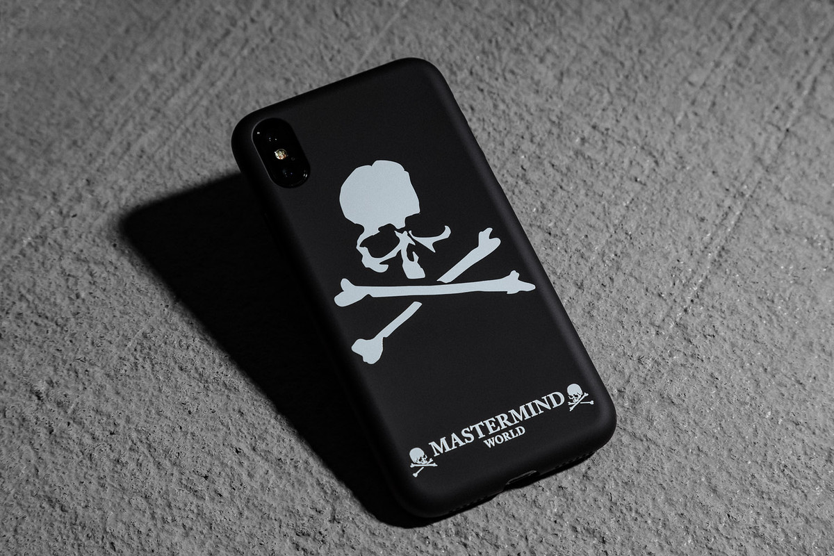 New Arrivals: mastermind WORLD iPhone Case
