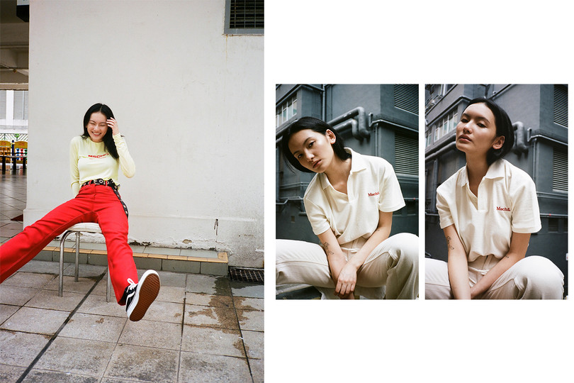 New Deliveries: MISCHIEF Spring/Summer 2018 Collection