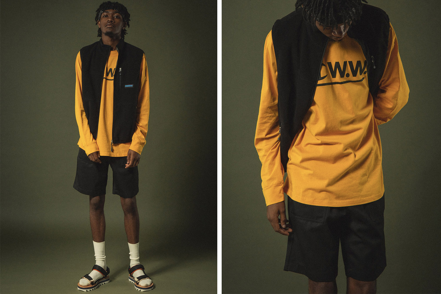 "2018 Spring/Summer ""Vol.II"" Lookbook"