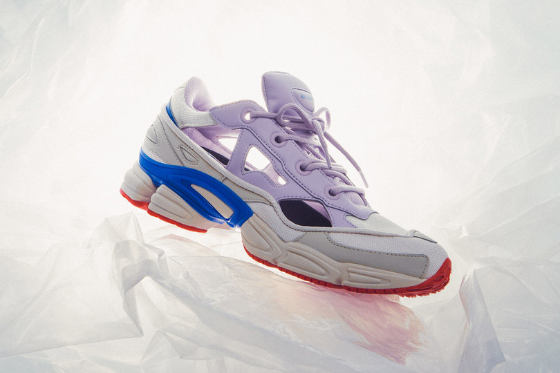 "Special Release: adidas by Raf Simons Replicant Ozweego ""Fourth of July"""