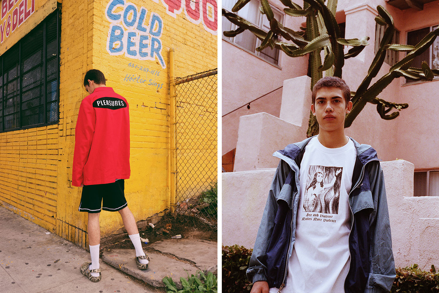 """PLEASURES SS18 """"Always Someone"""" Collection"""