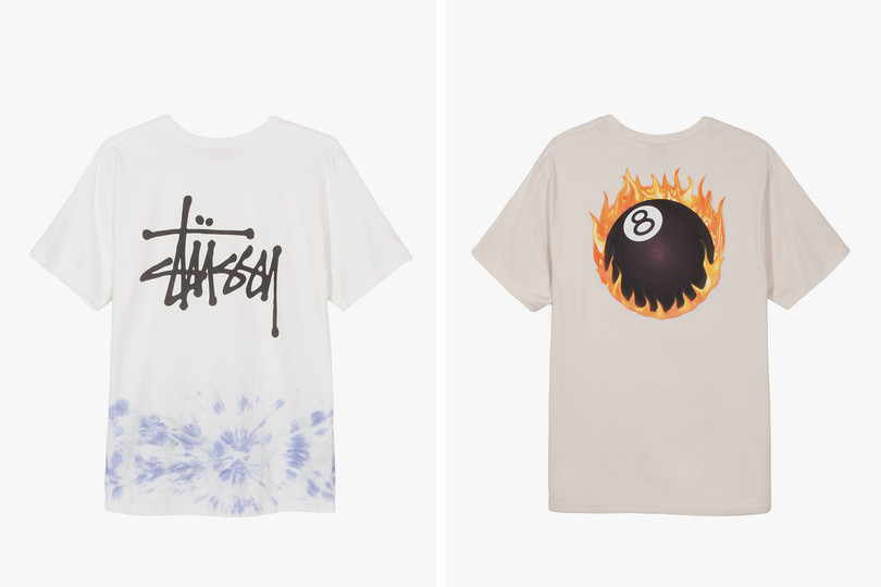 New Deliveries: Stussy Summer 2018 Collection now online