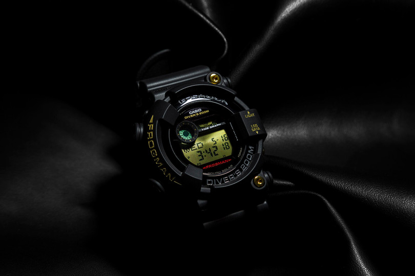 Back In Stock: CASIO G-SHOCK GF-8235D-1B Frogman