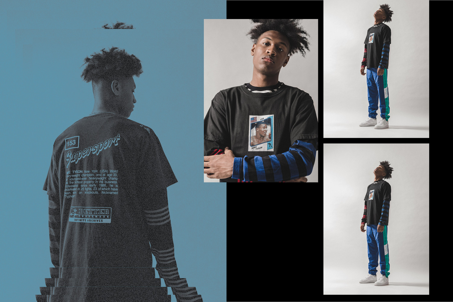 Infinite Archives 2018 Collection