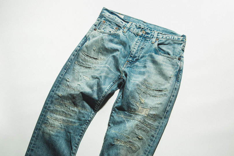 New Arrivals: Levi's Made in Japan Collection