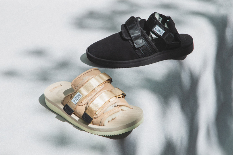 New Arrivals: SUICOKE MOTO-VM2 and NOTS-Mab now online
