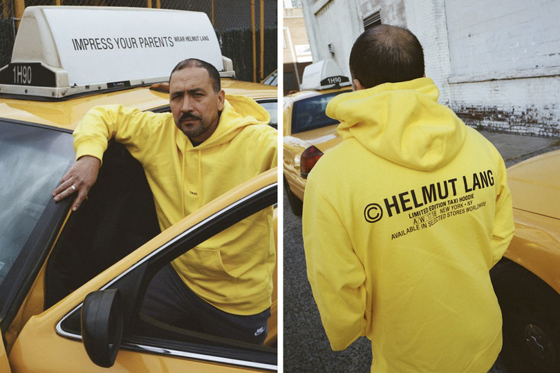 New Arrivals: HELMUT LANG Taxi Capsule Collection