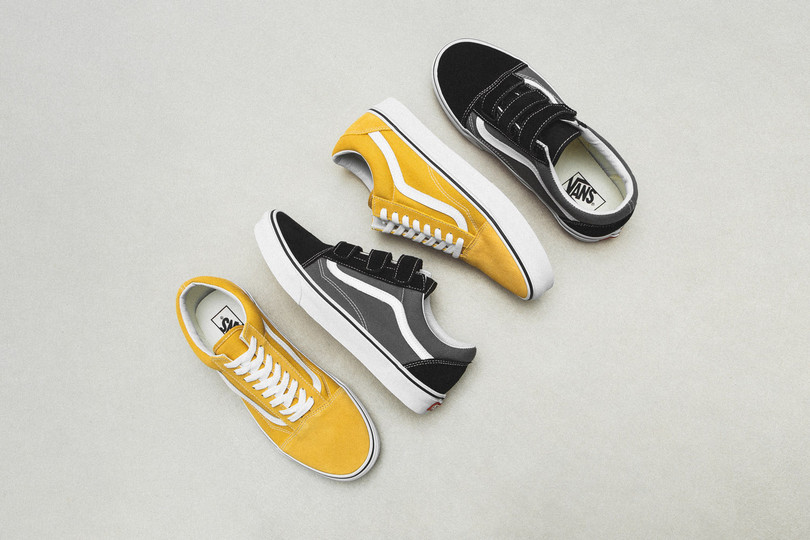New Arrivals: Vans Old Skool V now online