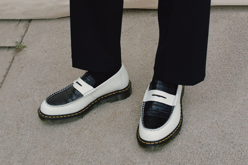 Coming Soon: Dr. Martens x Stüssy Penton Loafer