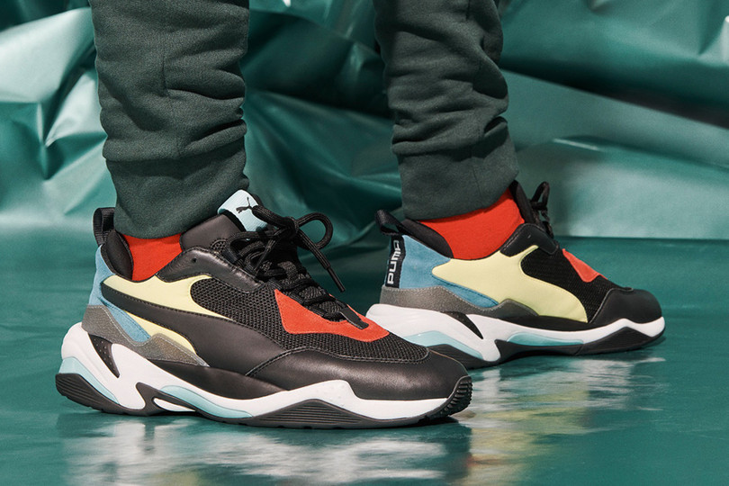 New Arrivals: PUMA Thunder Spectra