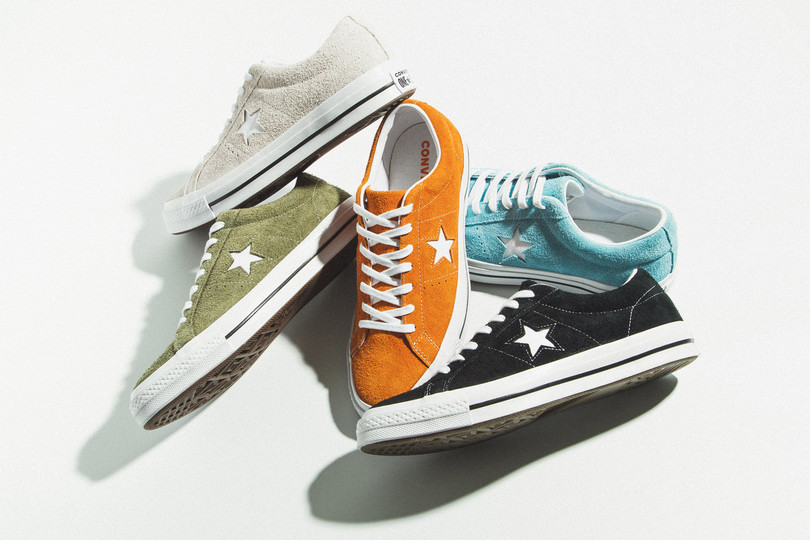 New Arrivals: Converse One Star now online
