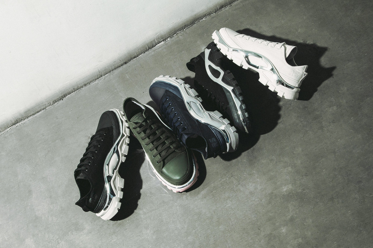 Special Release: adidas by Raf Simons Detroit Runner