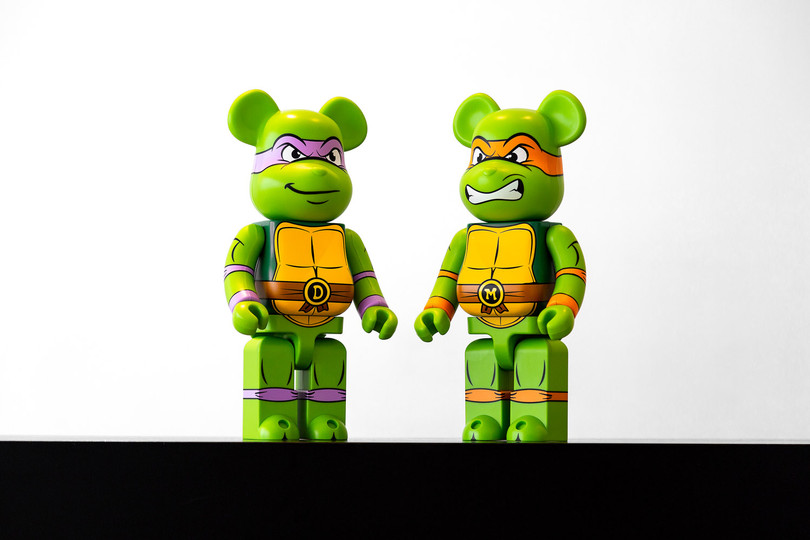 New Arrivals: Medicom Toy Be@rbrick Ninja Turtles