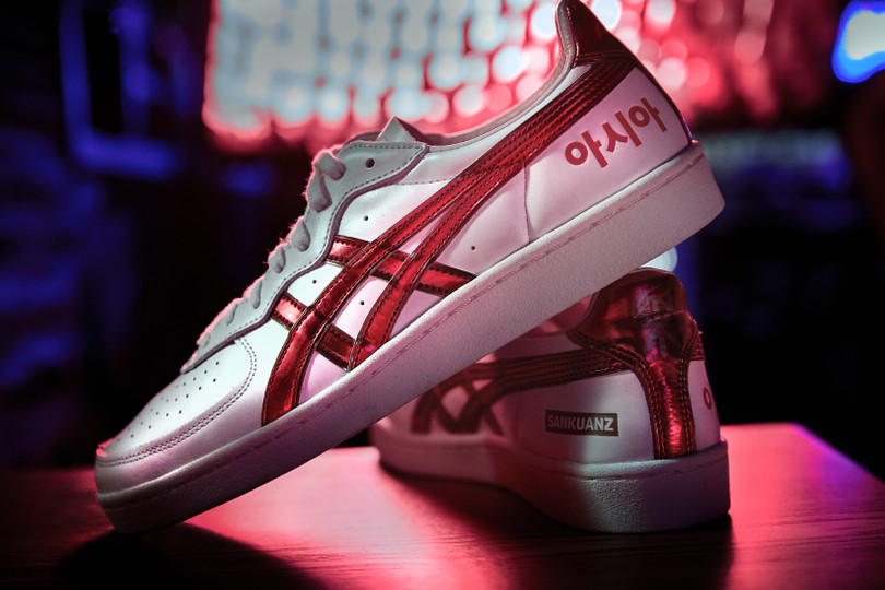 """Special Release: Onitsuka Tiger x SANKUANZ """"ASIAN UNION"""""""