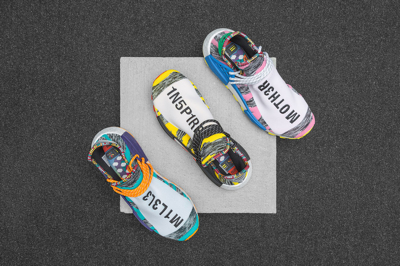 """Special Release: adidas Originals by Pharrell Williams """"SOLARHU"""" Collection now online"""