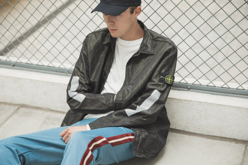 New Deliveries: Stone Island Fall/Winter 2018 Collection