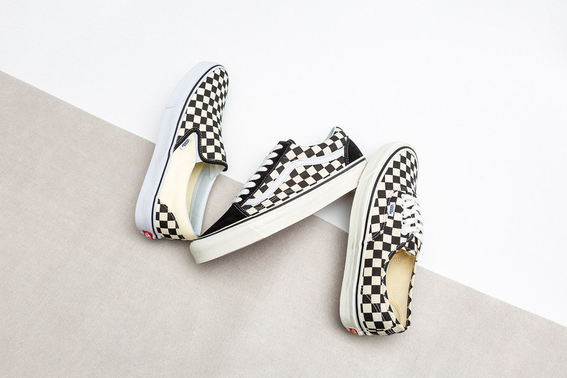 New Arrivals: Vans BMX Checkerboard Pack now online
