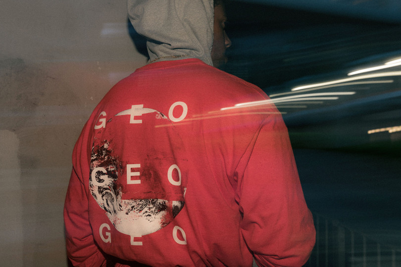 """Exclusive to HBX: G E O """"Hyper-Graphical Studio HK"""" Capsule Collection"""