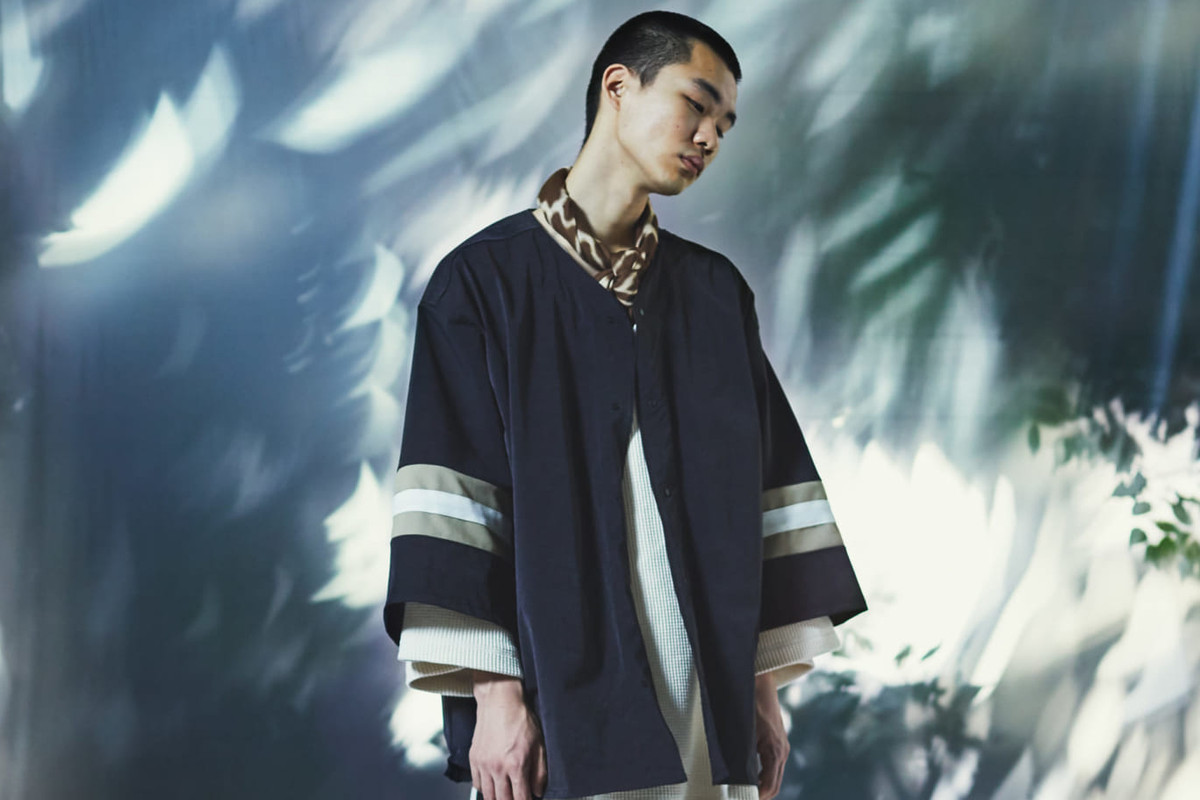 "New Arrivals: Sasquatchfabrix Fall/Winter 2018 ""Kamisabiru"" Collection"