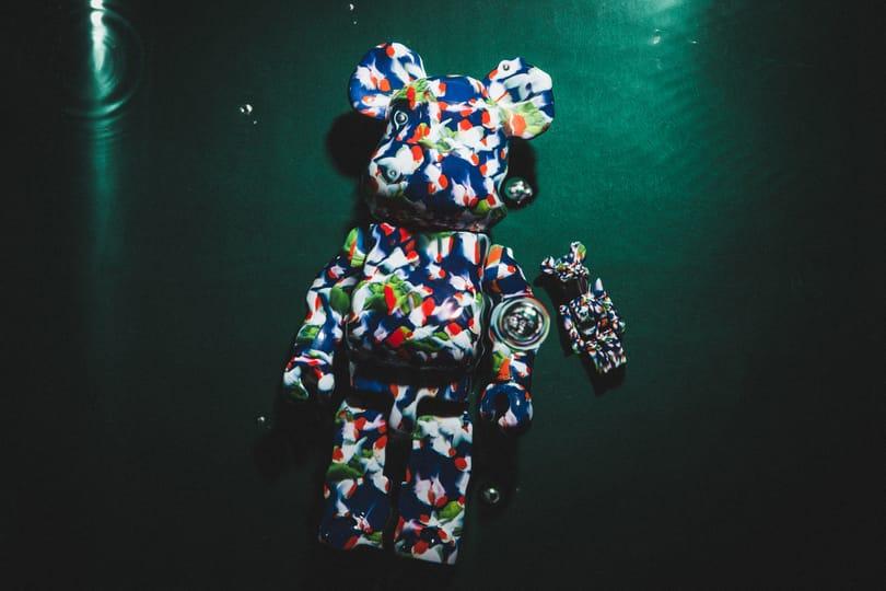 Special Release: Mika Ninagawa x Medicom Toy Be@rbrick Goldfish 400%