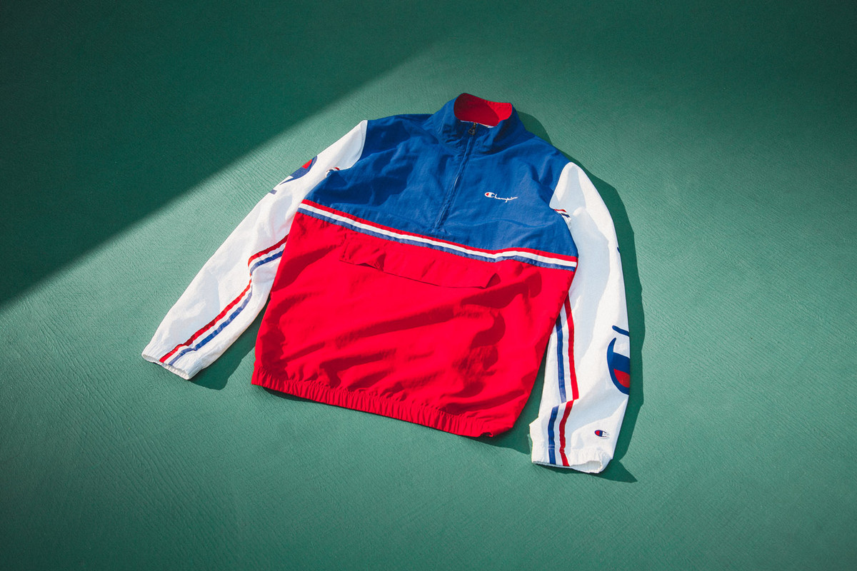 New Deliveries: Champion Reverse Weave