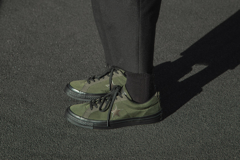 Special Release: Converse x Carhartt Work In Progress One Star