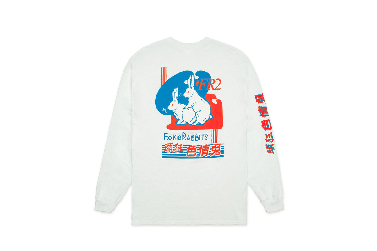 New Deliveries: #FR2/Fxxking Rabbits