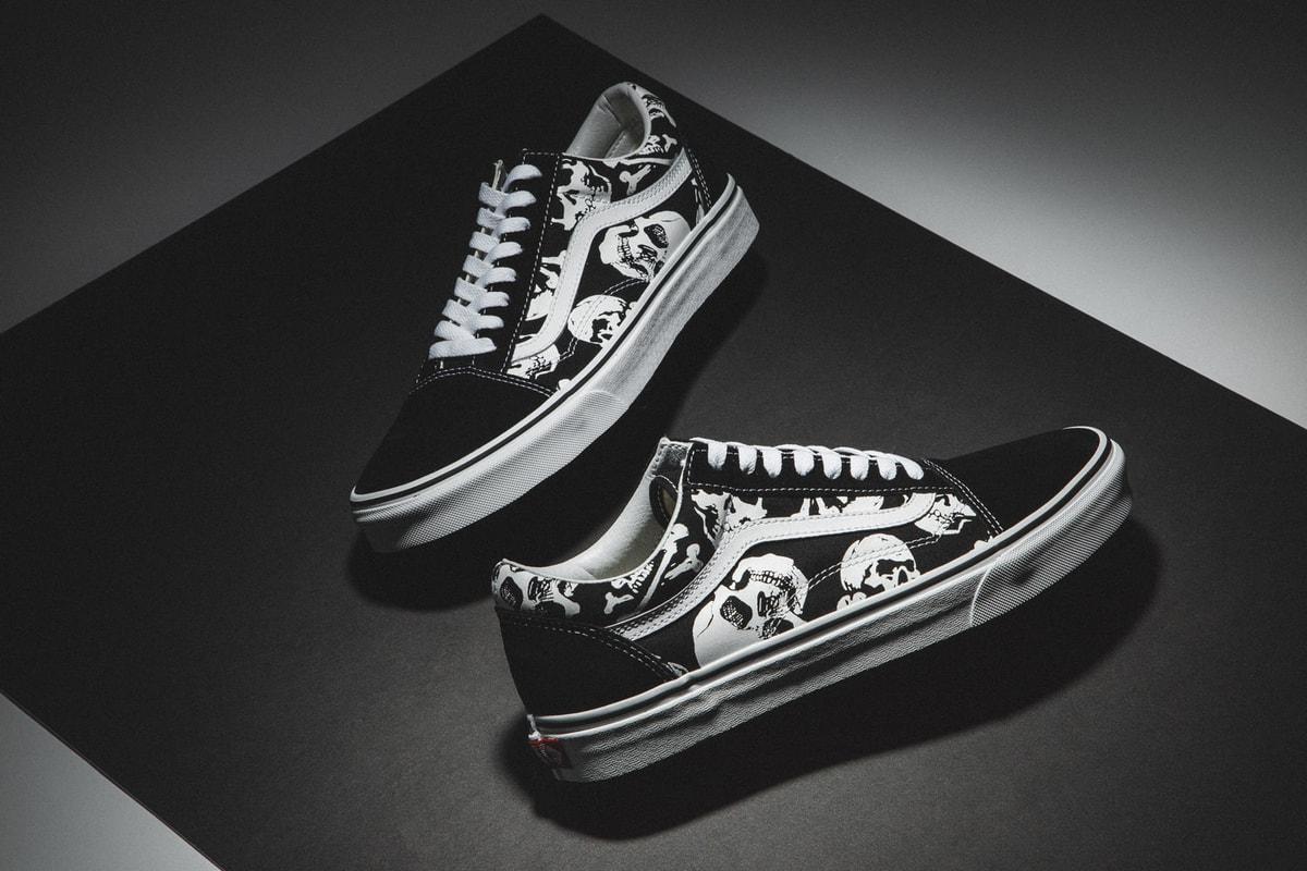 New Deliveries: Vans Skulls Old Skool