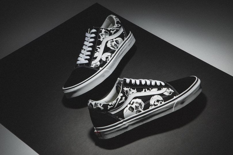 New Deliveries: Vans Skulls Old Skool