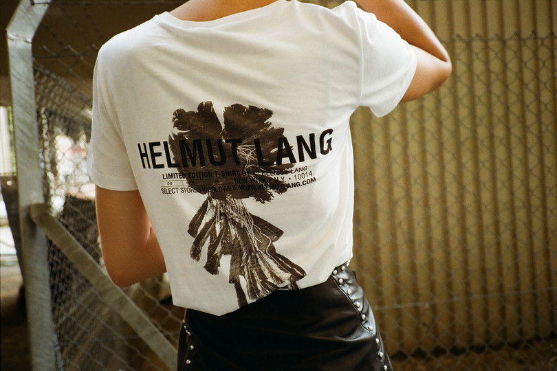 Helmut Lang Fall/Winter 2018 New Deliveries