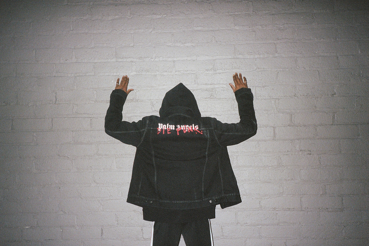 Palm Angels x Playboi Carti 「Die Punk」capsule系列上架