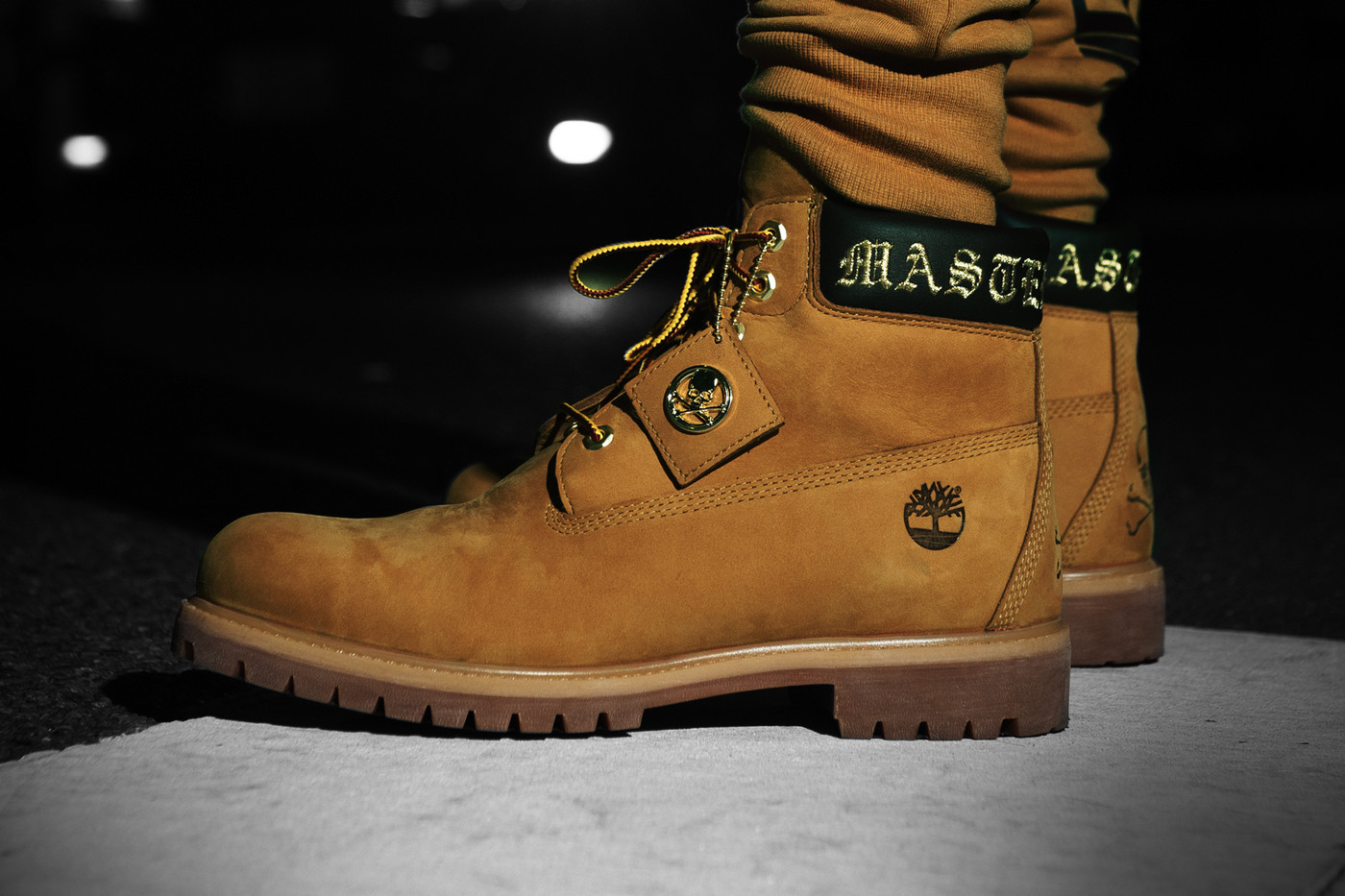2ab6665a662c Special Release  mastermind WORLD x Timberland