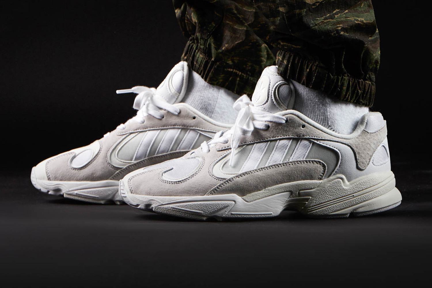 "Coming Soon: Adidas Yung-1 ""Cloud White"""