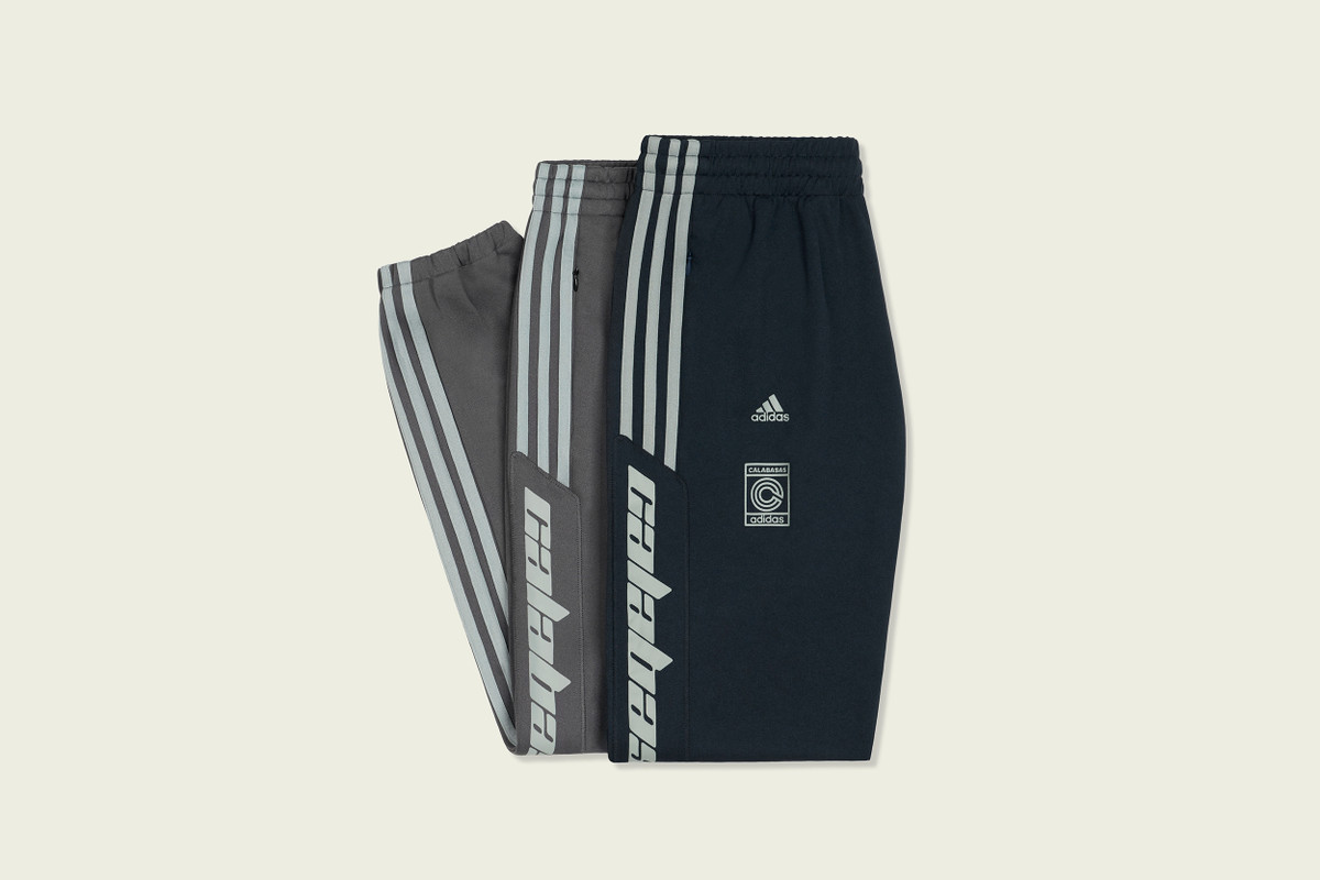 Coming Soon: YEEZY Calabasas Track Pants