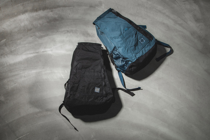 New Deliveries: Stone Island Fall/Winter 2018 Backpacks