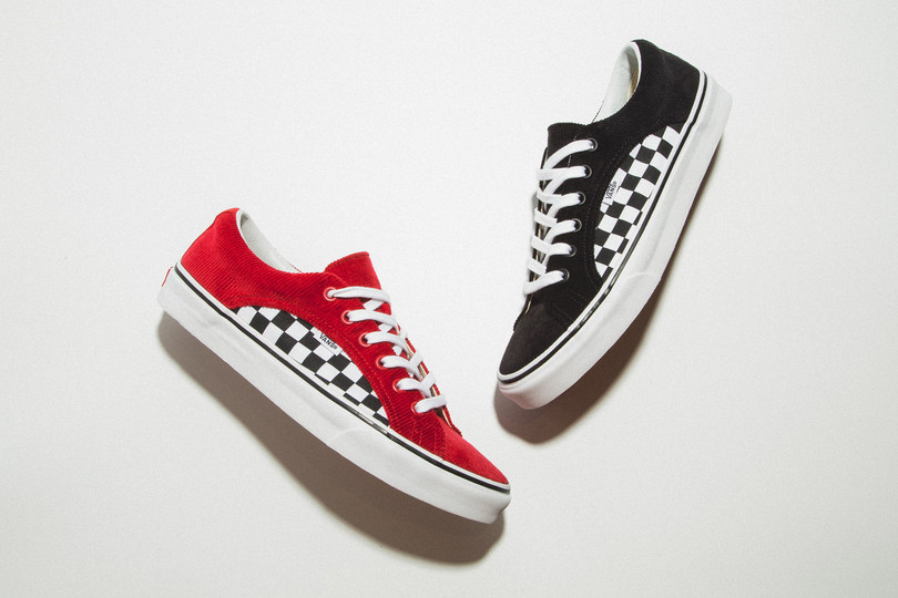New Arrivals: Vans Checkerboard Lampin