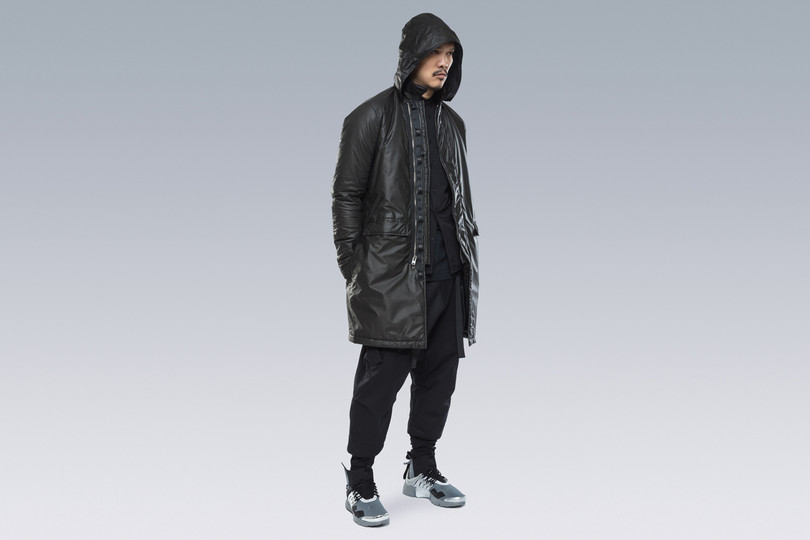 New Arrivals: ACRONYM FW1819 Collection now online
