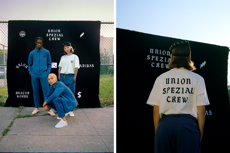 Coming Soon: adidas SPEZIAL x Union LA Capsule