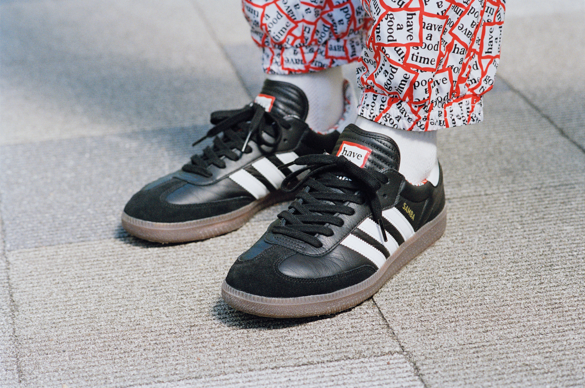 0356fda2fbecf Special Release  adidas Originals x have a good time Fall Winter 2018  Capsule Collection