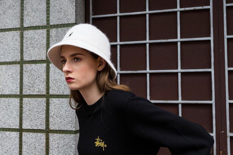 初秋之入手:女装帽子