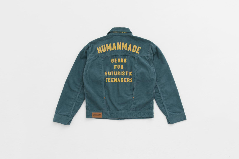 New Deliveries: Human Made Fall/Winter 2018 Collection