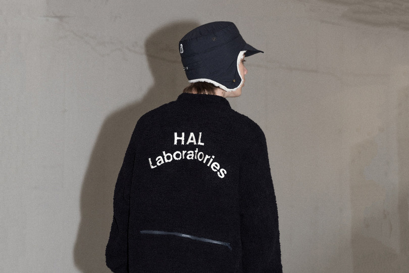 New Deliveries: UNDERCOVER Earflap Cap and HAL Laboratories Jacket