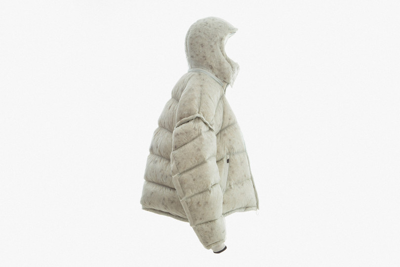 Focus: Faith Connexion See Through Down Jacket