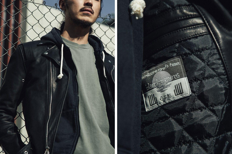 John Elliott x Blackmeans Rider Jacket