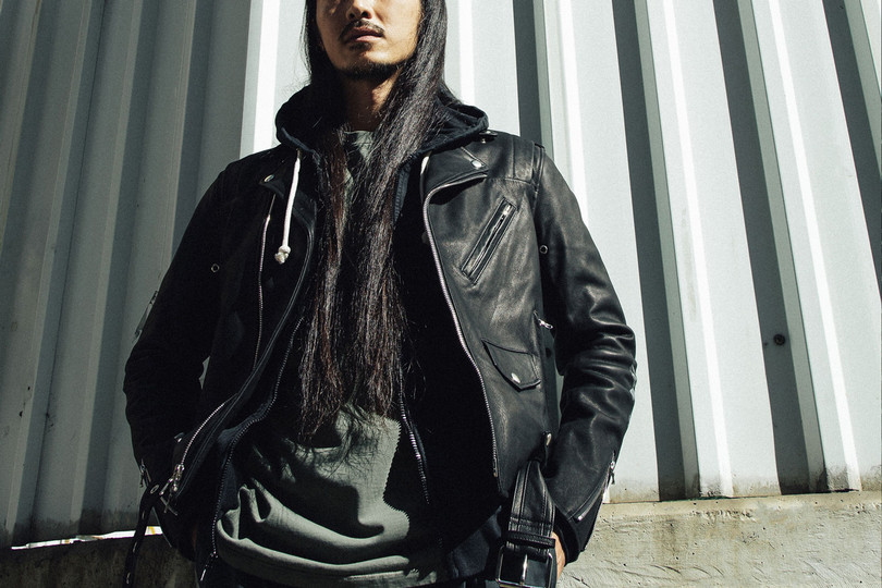 Special Release: John Elliott x Blackmeans Rider Jacket