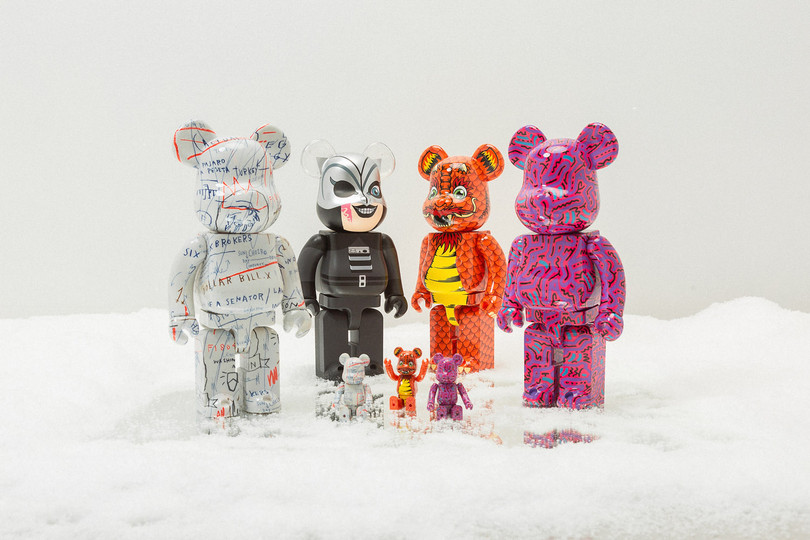 The Gift Shop: Medicom Toy Be@rbrick