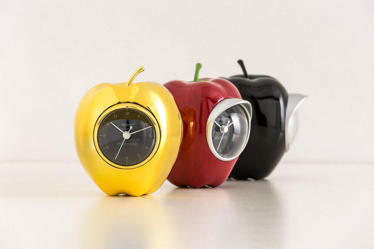 Medicom Toy x UNDERCOVER Gilapple 苹果灯系列